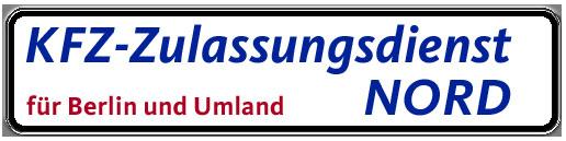 KFZ-Zulassungsdienst Nord in Berlin und Umland
