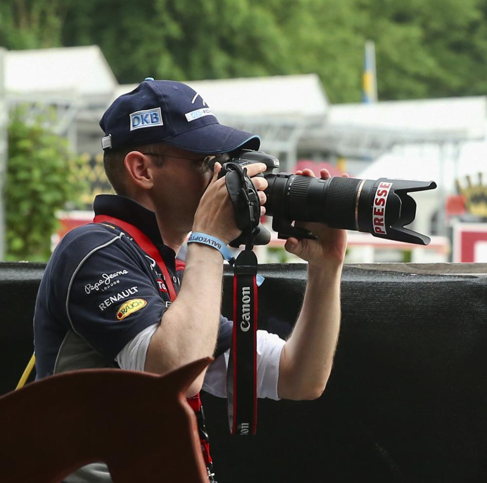Sportfotograf Nils Plass
