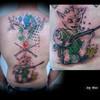 Tattoo by Neo Van Bosch, Van Bosch Tattoo Bodenmais, Christian Nachmüller Tattoo, Tattoo Van Bosch, Full Metal Jacket, Bavaria Tattoo, Tattoo Bayrischer Wald, Tattoo Bodenmais, Van Bosch, Neo Van Bosch,