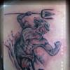 Tattoo by Neo Van Bosch, Van Bosch Tattoo Bodenmais, Aquarius Tattoo, Wassermann Tattoo, Christian Nachmüller Tattoo, Neo Van Bosch,
