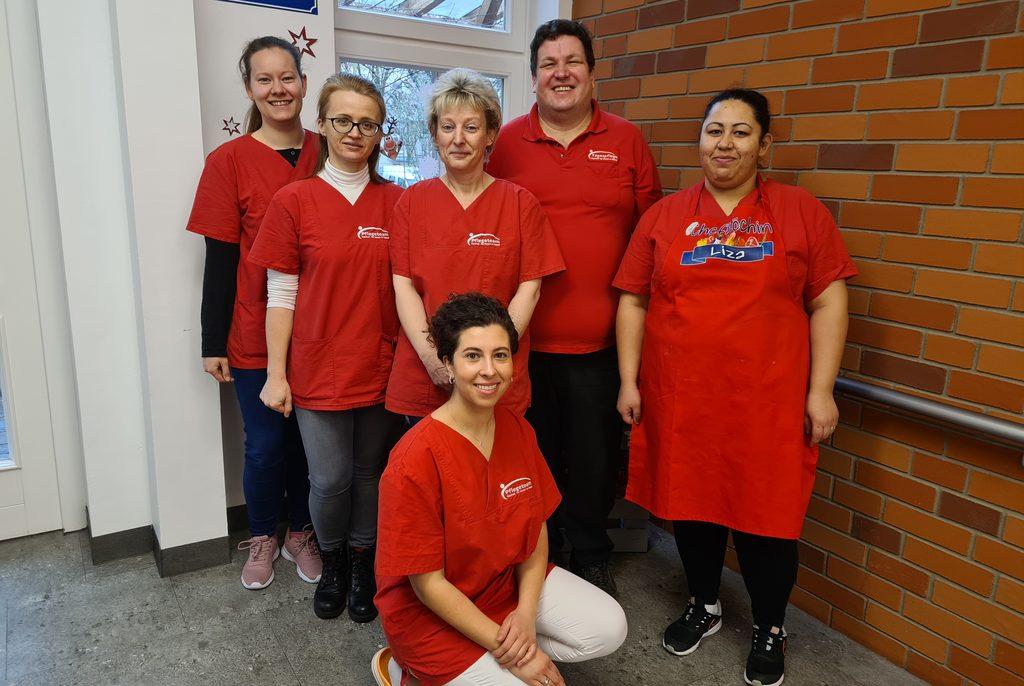 Das Team der Tagespflege Hamel unterstützt Sie in Ihrem Alltag