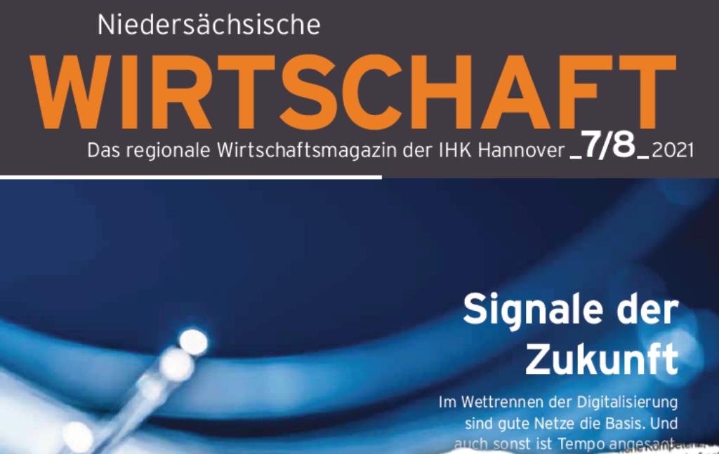 Magazin Niedersächsische Wirtschaft