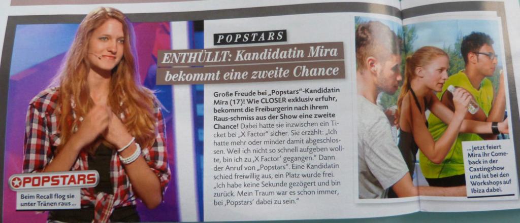 Mira Zai Popstars