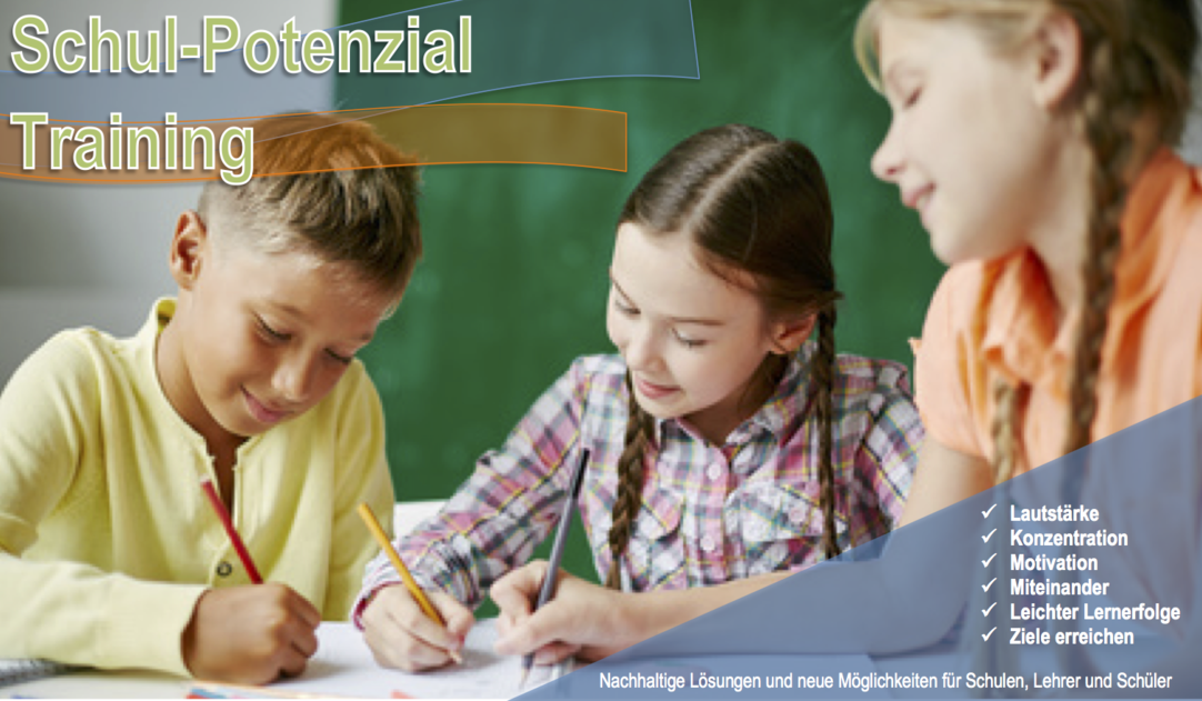 Potenzialentfaltung an Schulen, Schulpotenzialtraining, Lösungen für Schüler, Lehrer und Schulen, Verena Heinzerling, Rhein-Neckar-Kreis
