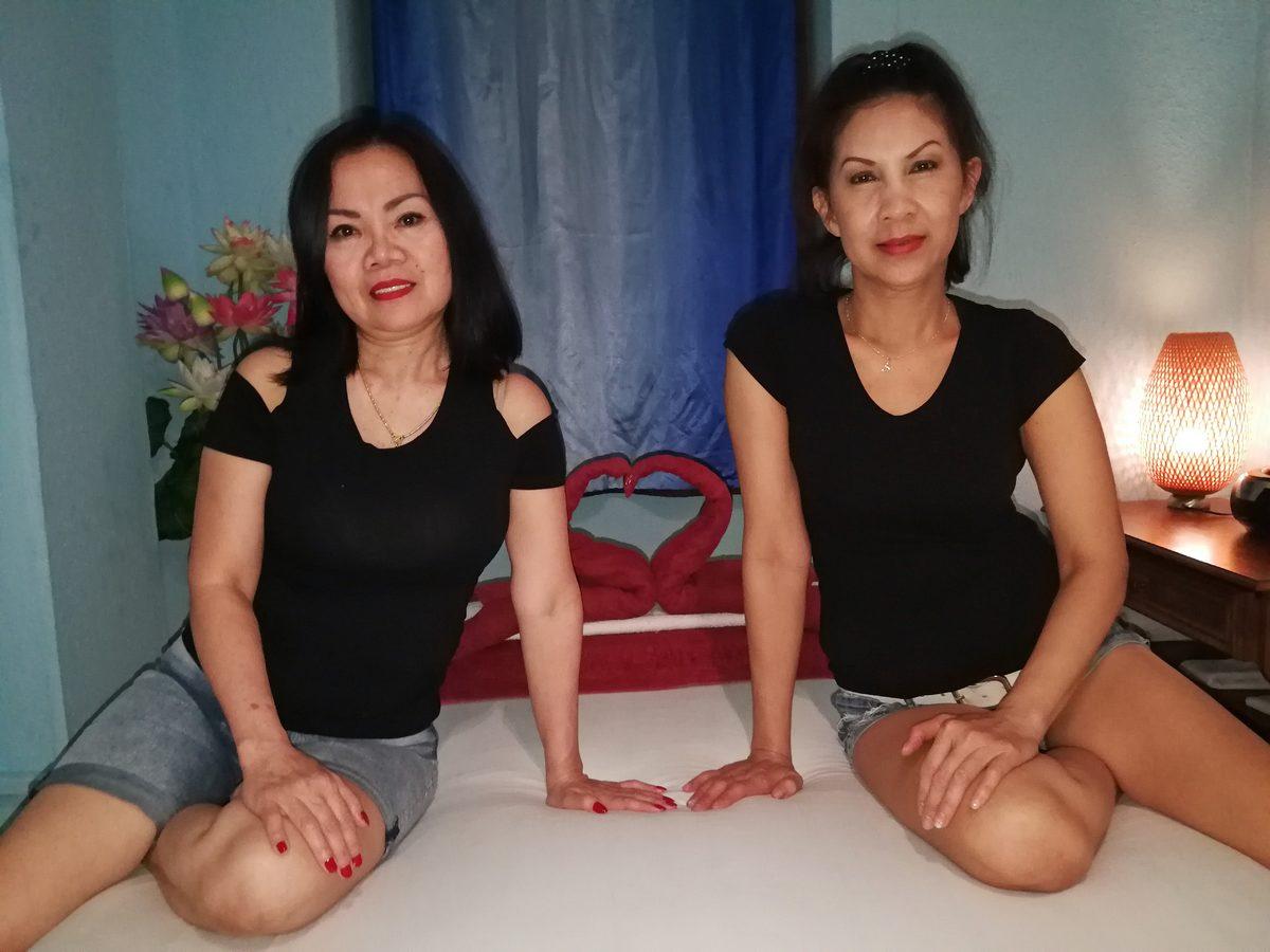 Thai massage berlin handentspannung