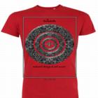 bullseye_unisex red_Ökodigitalprint