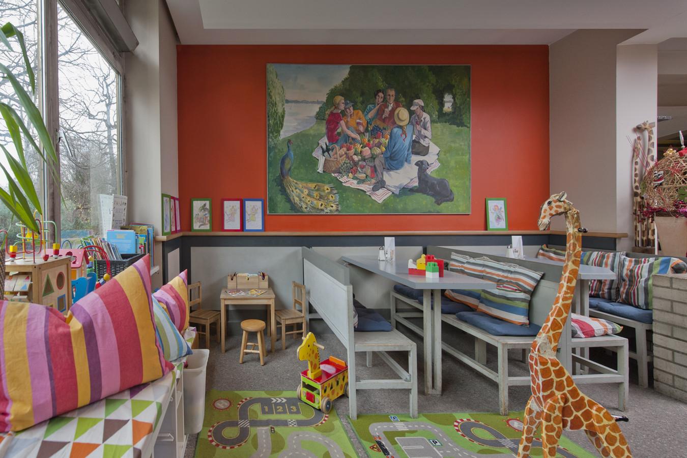 Giraffe Restaurant Genuss Und Spaß Für Jung Und Alt In Berlin