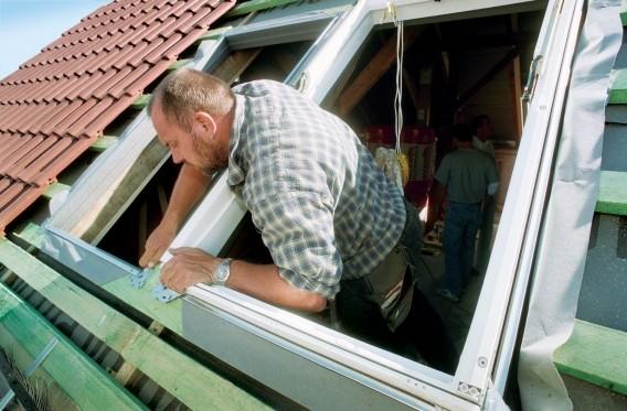 leistungen die dachfensterprofis. Black Bedroom Furniture Sets. Home Design Ideas
