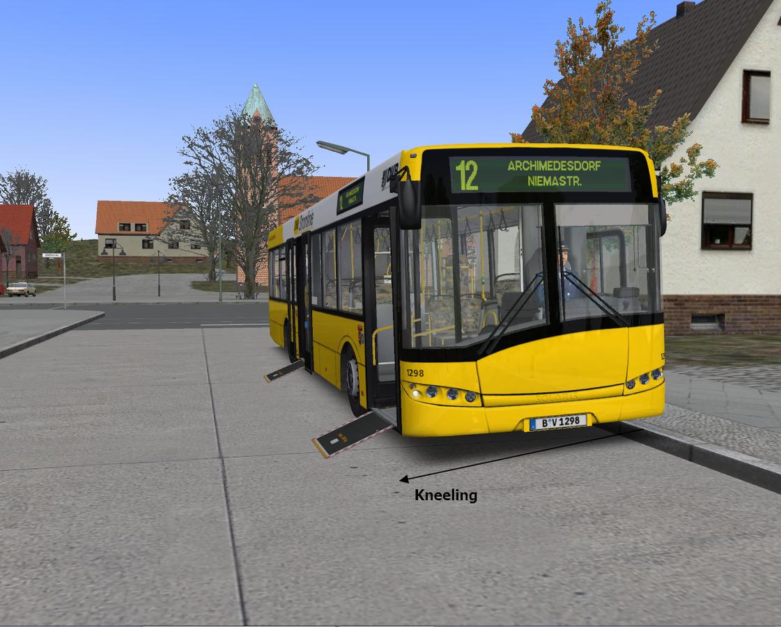 Omsi Dresden - Kostenlos Busfahren in Dresden mit OMSI 2