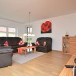 Wohnung Ostsee Wohnzimmer