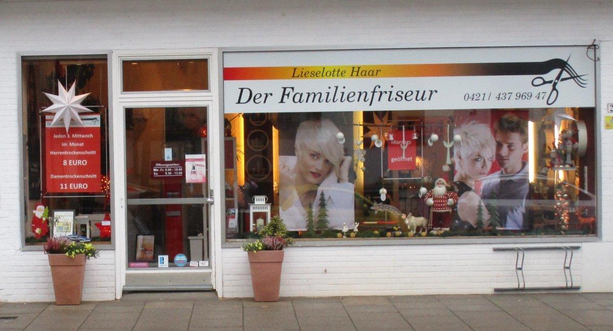 friseurladen für die familie - hairstylist aus bremen