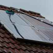 Solardachreinigung