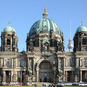 Berliner Dom - Restaurierung Eingangsbereich