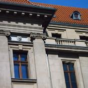 Charlottenstraße 33 - Restaurierung Sandstein - www.kfw.de