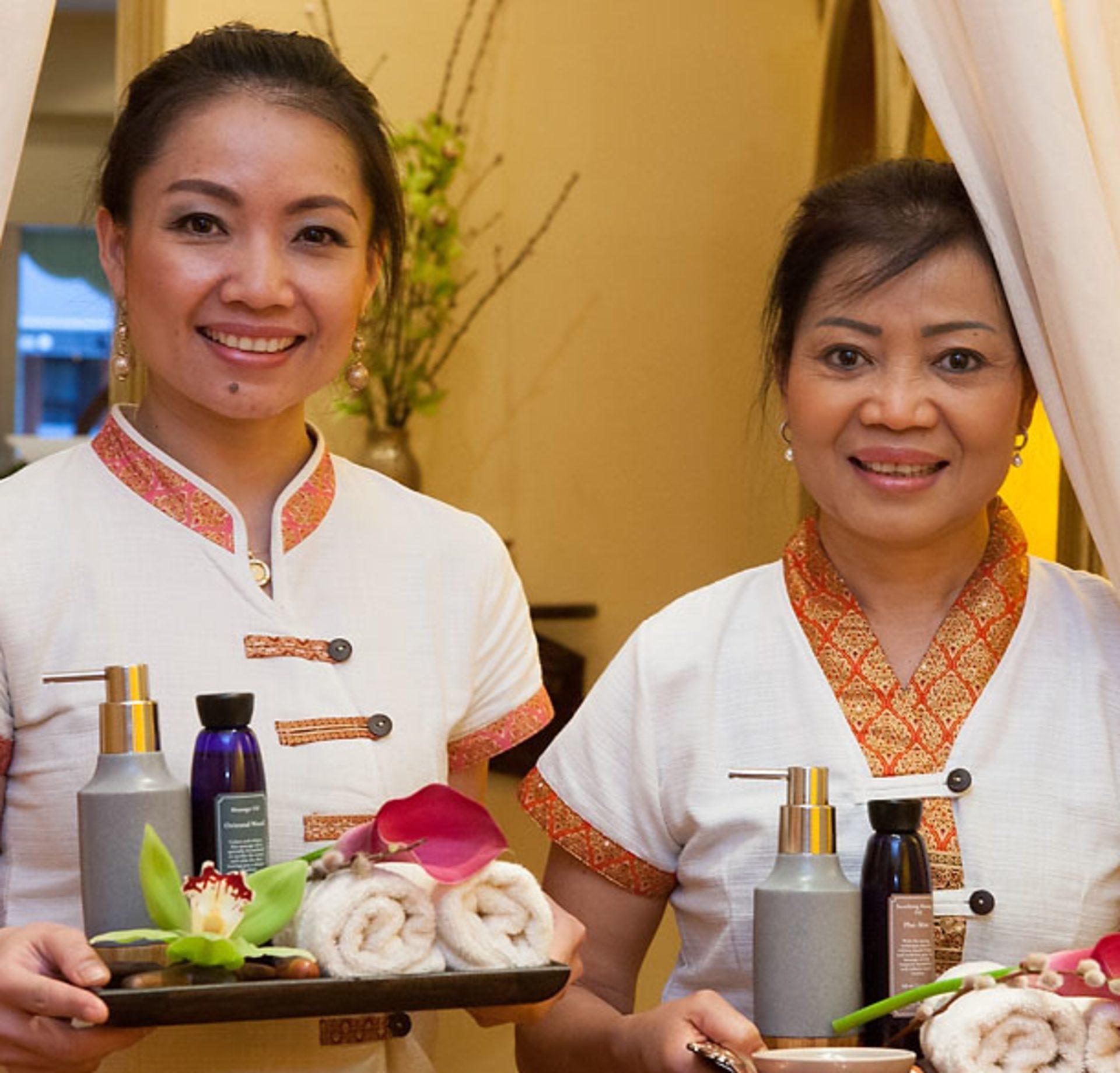 Thai spa berlin