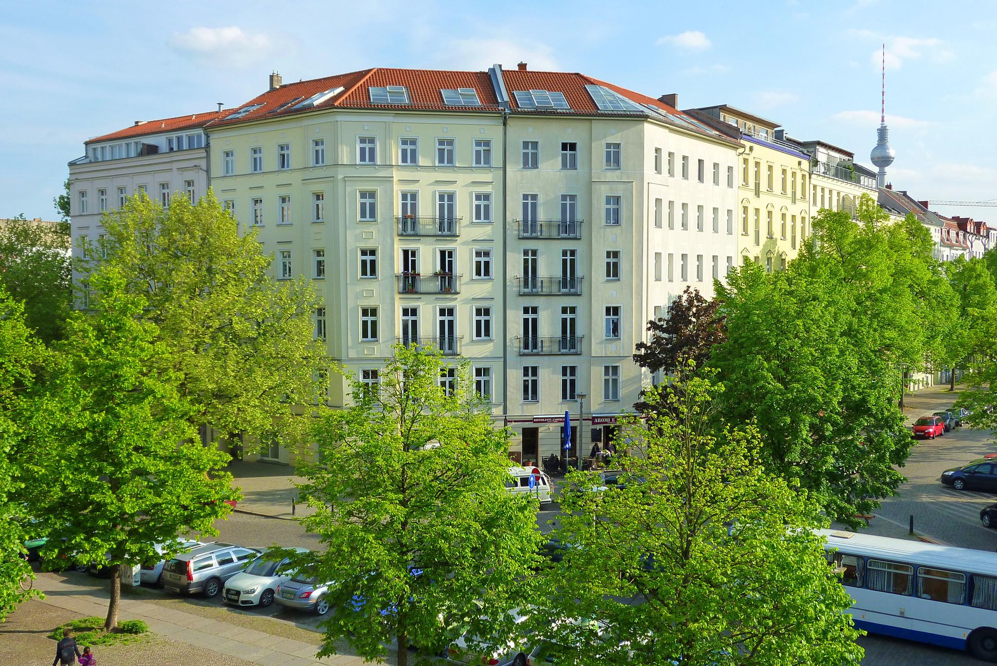 Georg Immobilien - Maklerbüro in Berlin-Prenzlauer Berg