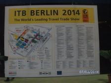 Besuch b. ITB-Berlin 2014.