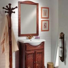 Badmöbel, Möbel für das Badezimmer, Holzmöbel für Bäder