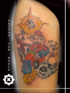 Tattoo van Bosch, Van Bosch Tattoo Bodenmais, Tattoo Bayerischer Wald, Bayerwald Tattoo, Tattoo Bodenmais, Tattoo Zwiesel, Tattoo Regen, Benjamin Blümchen Tattoo, Teletubby Tattoo, Lego Tattoo, Bayrischer Wald Tattoo, Neo Van Bosch,