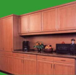 gleiche Küche nach Renovierung