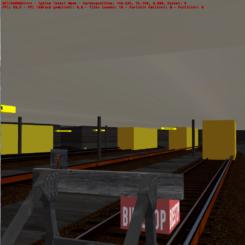 Unreale Abstellgleiße der U-Bahn