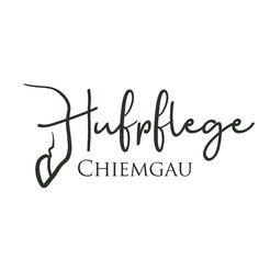 Logodesign Hufpflege Chiemgau