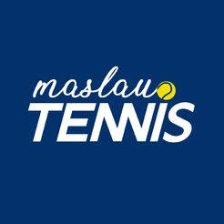 Logodesign Maslau Tennis