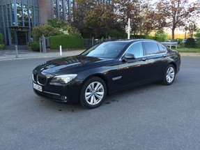 Auto Ankauf BMW 730