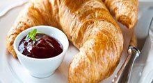 Französisches Breakfast