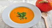 Pumkin Ginger Soup