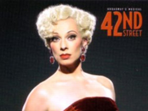 42nd Street 2003 - 04 | Dorothy Brock © Stage Entertainment