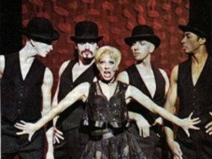 Cabaret 2001 - 02 & 2010 - 11 | Sally Bowles © Stadttheater Freiburg