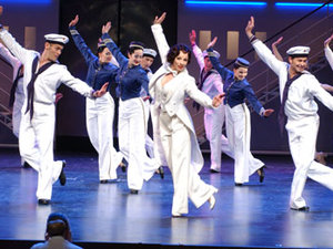 Anything goes 2006 - 07 | Reno Sweeney © National Mannheim