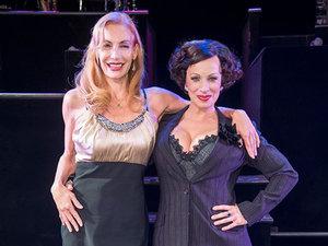 Ute Lemper & Isabel Dörfler | Chicago Premiere Stuttgart