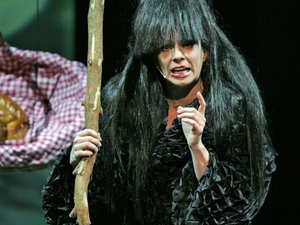 Into the woods 2011 | Die Hexe © Theater Bozen