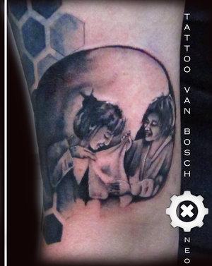 Tattoo van Bosch, Van Bosch Tattoo Bodenmais, Tattoo Bayerischer Wald, Bayerwald Tattoo, Tattoo Bodenmais, Tattoo Zwiesel, Tattoo Regen, Bayrischer Wald Tattoo, Neo Van Bosch,