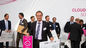 Telekom Cloud Champion Award 2014