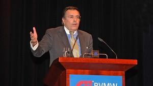 BVMW Jahresempfnag Präsident Mario Ohoven
