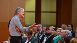 BVMW Forum Führung mit Reinhard K. Sprenger Axica 2014