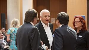 BVMW Forum Führung 2015 mit Götz W. Werner Axica 2015