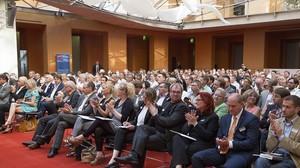 BVMW Forum Führung mit Götz W. Werner  Axica 2015
