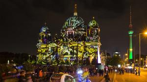 Berliner Dom Festival of Lights