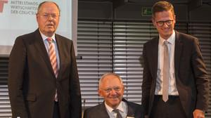 Peer Steinbrück Wolfgang Schäuble Dr. Carsten Linnemann