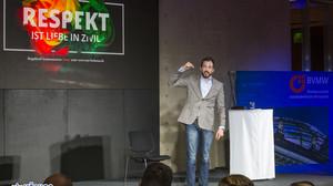 BVMW Forum Führung René Borbonus Axica 2016