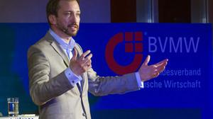 BVMW Forum Führung mit René Borbonus Axica 2016