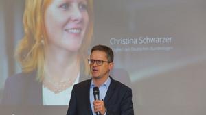 Dr. Carsten Linnemann CDU MdB bei Schwarzer trifft im Mercure Hotel