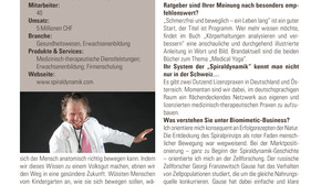 Dr. Christian Larsen - Spiraldynamik