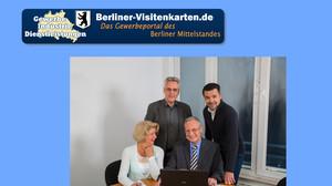 Netzwerk Berliner Visitenkarten