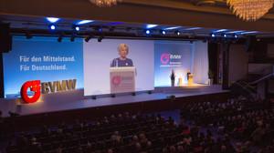 BVMW Mittelstandsgipfel 28.09.2016 Liz Mohn Bertelsmann Stiftung