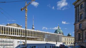 Ausbau Pergamonmuseum 2016